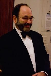 Mark before performing Gorecki Harpsichord Concerto